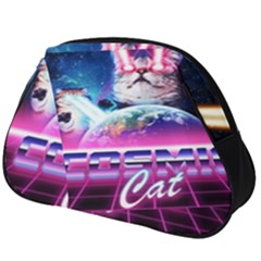 Cosmic Cat Full Print Accessory Pouch (big)