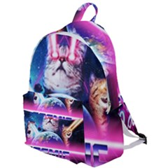 Cosmic Cat The Plain Backpack