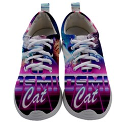 Cosmic Cat Mens Athletic Shoes