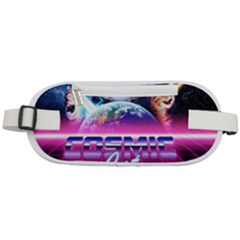 Cosmic Cat Rounded Waist Pouch