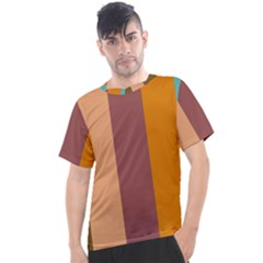 Stripey 15 Men s Sport Top by anthromahe