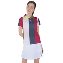 Stripey 18 Women s Polo Tee