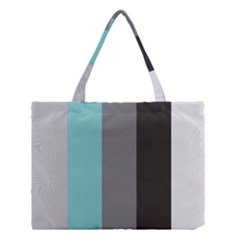 Stripey 20 Medium Tote Bag by anthromahe