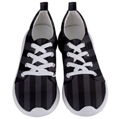 Black Stripes Women s Lightweight Sports Shoes