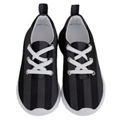 Black Stripes Running Shoes