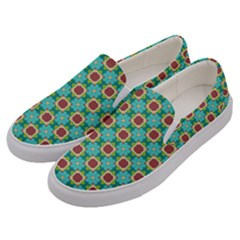 Df Stephania Melins Men s Canvas Slip Ons by deformigo