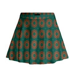 Df Alexis Finley Mini Flare Skirt by deformigo