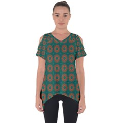 Df Alexis Finley Cut Out Side Drop Tee
