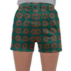 Df Alexis Finley Sleepwear Shorts by deformigo