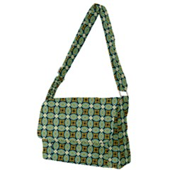 Df Kristian Noble Full Print Messenger Bag (l) by deformigo