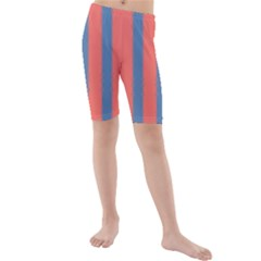 Living Pacific  Kids  Mid Length Swim Shorts