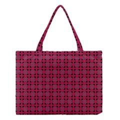 Df Ricky Purplish Medium Tote Bag