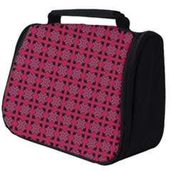 Df Ricky Purplish Full Print Travel Pouch (big) by deformigo