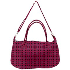 Df Ricky Purplish Removal Strap Handbag by deformigo