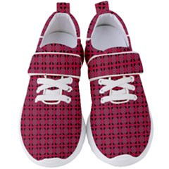 Df Ricky Purplish Women s Velcro Strap Shoes by deformigo