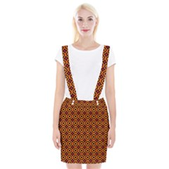 Df Sam Sheridan Braces Suspender Skirt by deformigo