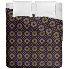 Df Festus Regence Duvet Cover Double Side (california King Size) by deformigo