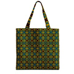 Df Dakota Rivers Zipper Grocery Tote Bag by deformigo