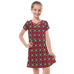 Df Jamie Greer Kids  Cross Web Dress by deformigo