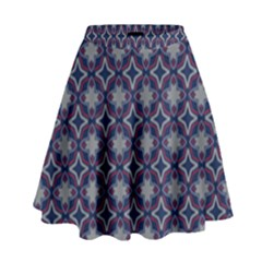 Df Galileo Magic High Waist Skirt by deformigo