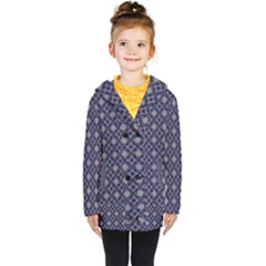 Df Galileo Magic Kids  Double Breasted Button Coat by deformigo