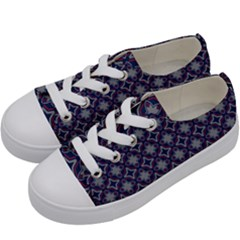 Df Galileo Magic Kids  Low Top Canvas Sneakers by deformigo
