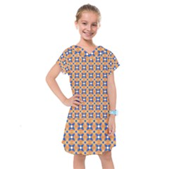 Df Forgemino Kids  Drop Waist Dress by deformigo