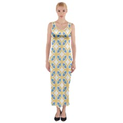 Df Romeo Lisetti Fitted Maxi Dress by deformigo
