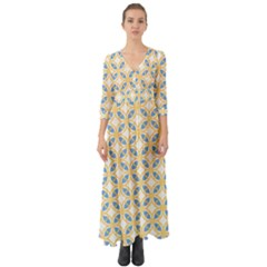 Df Romeo Lisetti Button Up Boho Maxi Dress by deformigo