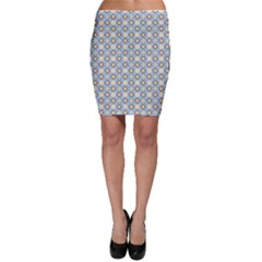 Df Norbert Pastel Bodycon Skirt by deformigo