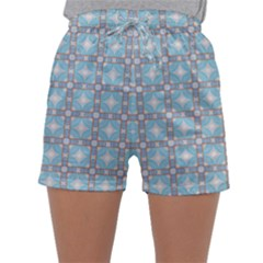 Df Tech Sky Sleepwear Shorts by deformigo