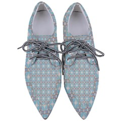 Df Tech Sky Women s Pointed Oxford Shoes by deformigo