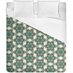Df Tomomi Nao Duvet Cover (california King Size) by deformigo