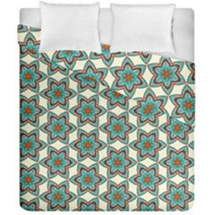 Df Tomomi Nao Duvet Cover Double Side (california King Size) by deformigo