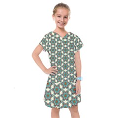 Df Tomomi Nao Kids  Drop Waist Dress by deformigo