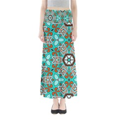 Df Kyo Shun Full Length Maxi Skirt by deformigo