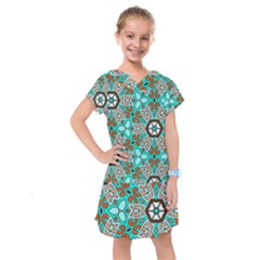 Df Kyo Shun Kids  Drop Waist Dress by deformigo