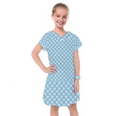 Df Albion Star Kids  Drop Waist Dress by deformigo
