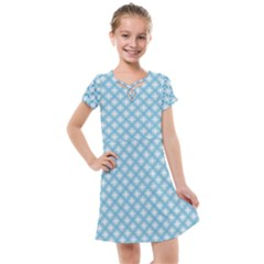 Df Albion Star Kids  Cross Web Dress by deformigo