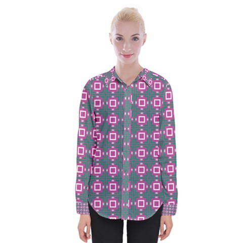 Df Izpilikua Estili Womens Long Sleeve Shirt by deformigo