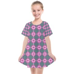 Df Izpilikua Estili Kids  Smock Dress by deformigo