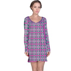 Df Dario Lorani Long Sleeve Nightdress by deformigo