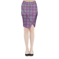 Df Dario Lorani Midi Wrap Pencil Skirt by deformigo