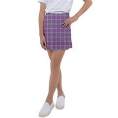 Df Dario Lorani Kids  Tennis Skirt by deformigo