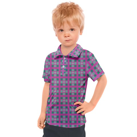 Df Dario Lorani Kids  Polo Tee by deformigo