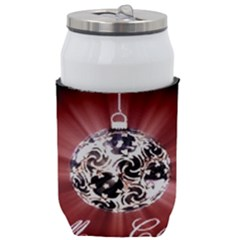 Merry Christmas Ornamental Can Holder by christmastore