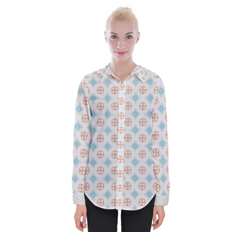 Df Selina Walter Womens Long Sleeve Shirt by deformigo
