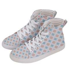 Df Selina Walter Men s Hi-top Skate Sneakers by deformigo