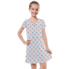 Df Selina Walter Kids  Cross Web Dress by deformigo