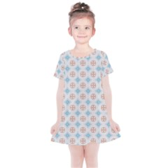 Df Selina Walter Kids  Simple Cotton Dress by deformigo